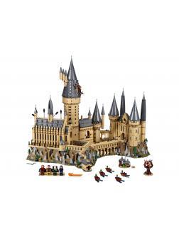 Конструктор Ll «Замок Хогвартс» 39170 (Harry Potter 71043) 6120 деталей