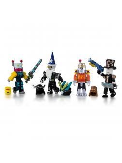 Набор Фигурок Roblox Роботы Бунтари (Robots Riot)