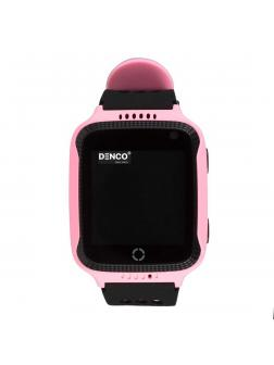 Детские умные часы Smart Baby Watch G100 / Розовые
