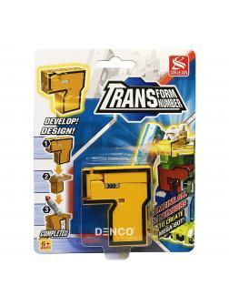 Цифра-Трансформер 7 «Ракета» / 5 см.