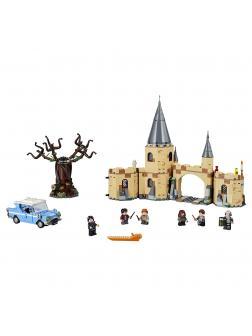 Конструктор Lp «Гремучая ива» 16054 (Harry Potter 75953) / 843 детали