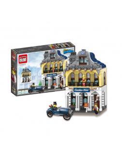 Конструктор BRICK Enlighten «Дом в городе», 376 деталей Brick