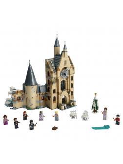 Конструктор JACK «Часовая башня Хогвартса» J10001 (Harry Potter 75948) 1048 деталей