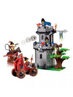 Детский конструктор Enlighten «Лесной форт» Brick 1019CBR / 262 детали