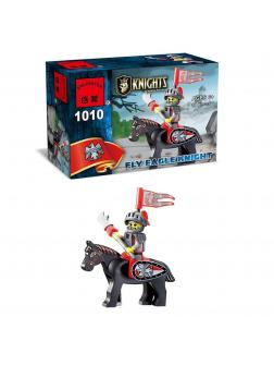Конструктор Enlighten «Всадник» 1010 Knights Castle Series / 27 деталей
