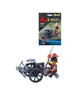 Конструктор Enlighten «Маленькая Баллиста» 1006 Knights Castle Series / 27 деталей
