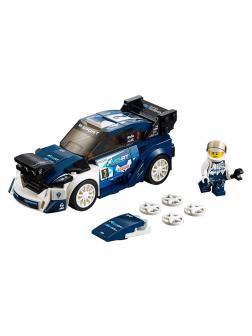 Конструктор Lp «Ford Fiesta M-Sport WRC» 28015 (Speed Champions 75885) / 227 деталей
