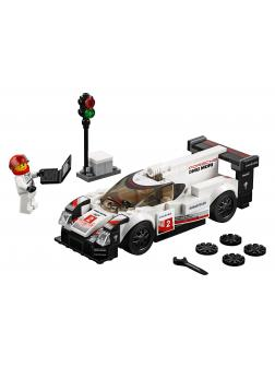 Конструктор Lp Racings «Porsche 919 Hybrid» 28017 (Speed Champions 75887) 183 детали
