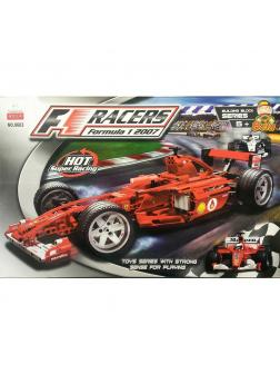 Конструктор Bl Racers «Болид формулы 1» (Speed Champions)