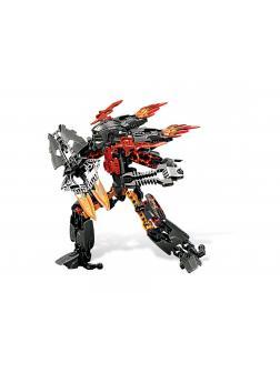 Конструктор Bl «Огненный Лорд» 9908 (Бионикл 2235) 125 деталей