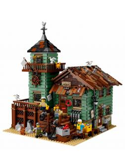 Конструктор King «Старый рыболовный магазин» 83028 (Ideas 21310) / 2294 детали