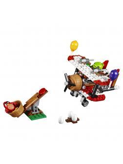 Конструктор Bl «Самолетная атака свинок» 10506 (Angry Birds 75822) / 175 деталей