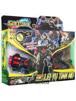 Трансформер «Черный Робот»