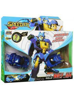 Трансформер «Blue Робот» Speed Fit