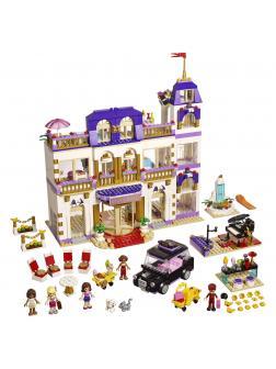 Конструктор Queen «Гранд отель» 86027 ( Френдс 41101) / 1676 деталей