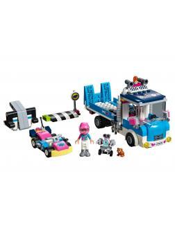 Конструктор Lp «Грузовик техобслуживания» 01069 (Совместимый с LEGO Френдс 41348) 277 деталей