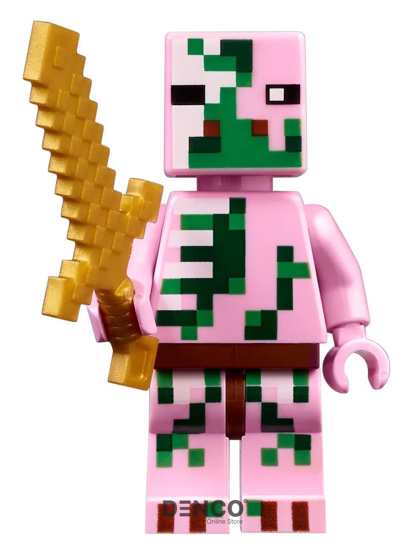 Конструктор Bl «Подземная железная дорога» 10620 (Minecraft 21130) / 399 деталей