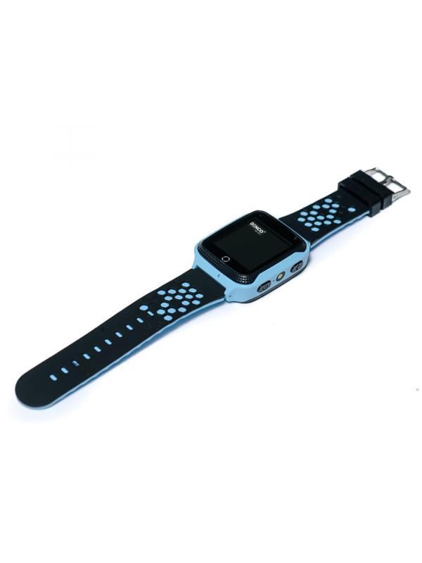 Детские умные часы Smart Baby Watch G100 Синие