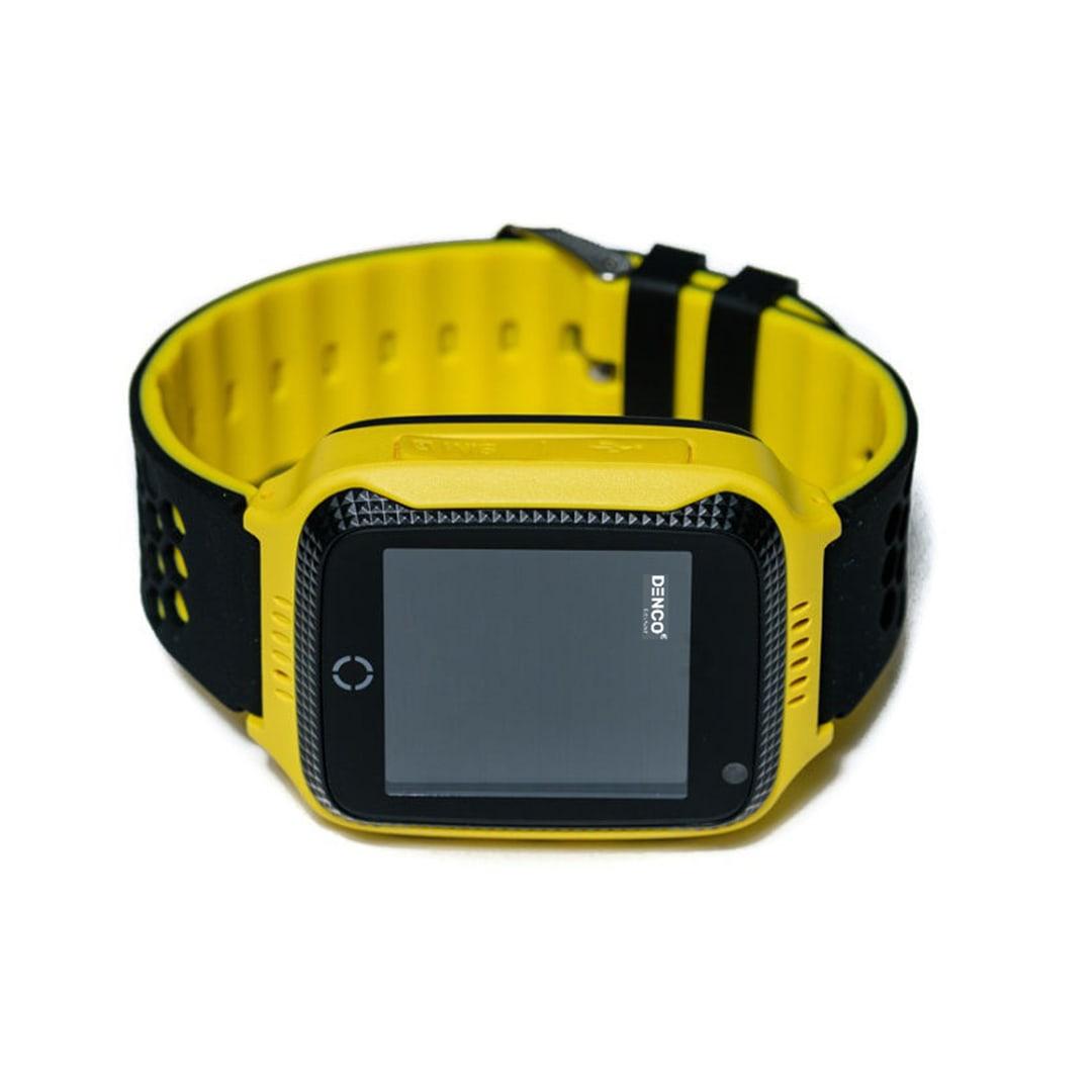 Детские Умные часы Smart Baby Watch G100 / Желтые