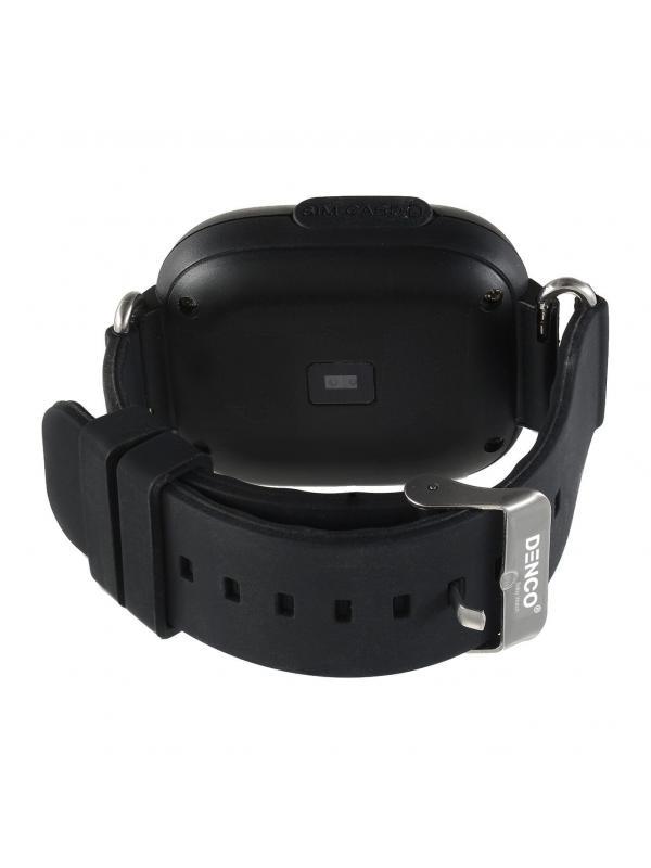 Детские Умные часы Smart Baby Watch Q80 Черные
