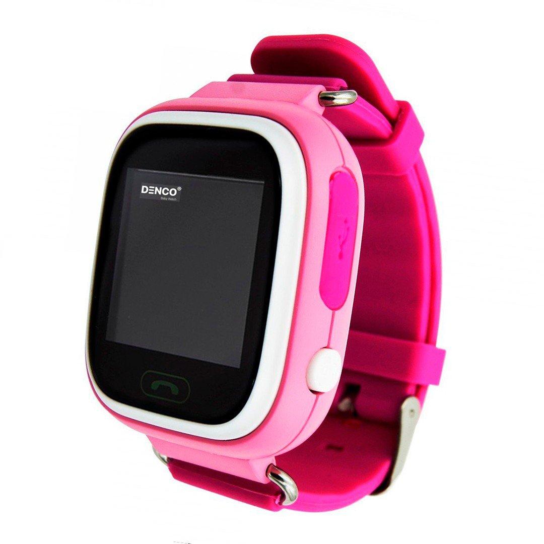 Детские Умные часы Q80 Розовые