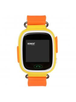 Детские Умные часы Smart Baby Watch Q80 / Оранжевые