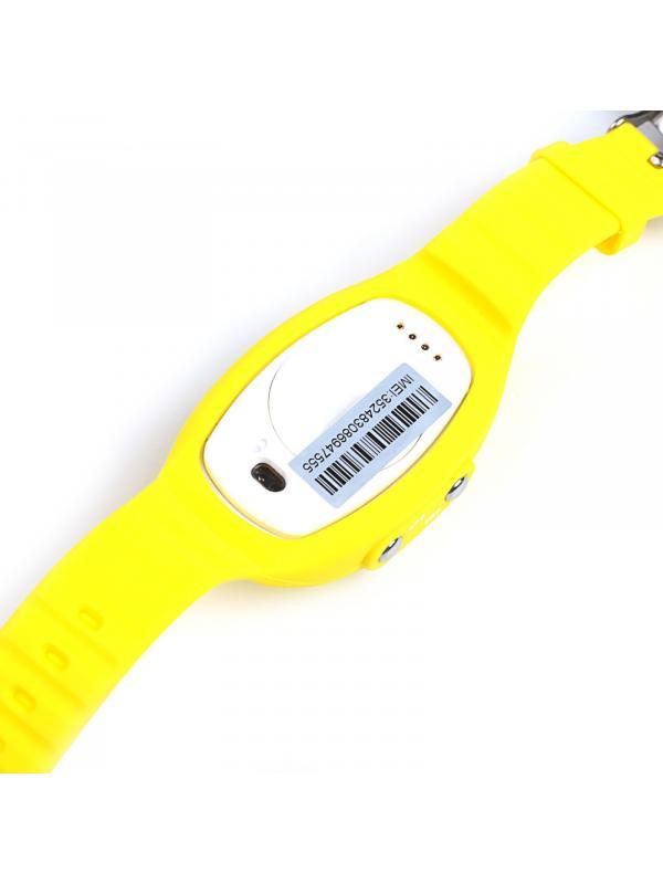 Детские Умные часы W8 / Желтые