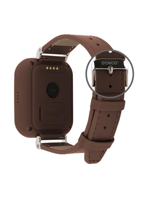 Детские Умные часы Smart Baby Watch Q100s c GPS / Коричневый