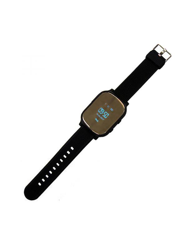 Детские Умные часы Smart Baby Whatch T58 / Черный
