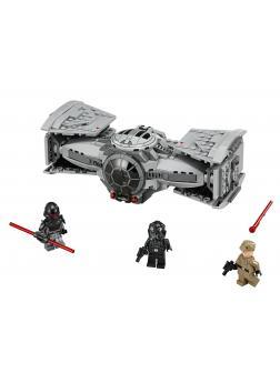 Конструктор Bl «Улучшенный Прототип TIE Истребителя» 10373 (Star Wars 75092) / 354 детали