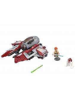 Конструктор Bl «Перехватчик джедаев Оби-Вана Кеноби» 10575 (Star Wars 75135) / 220 деталей