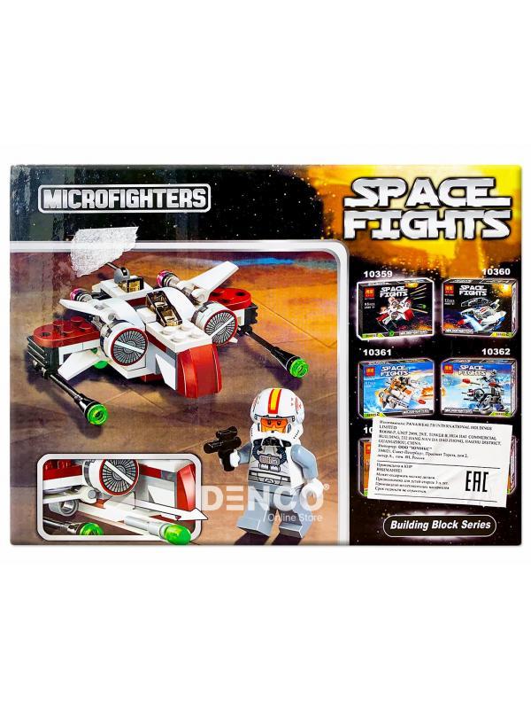 Конструктор Bl «Звёздный истребитель ARC-170» 10359 (Star Wars 75072) 92 детали
