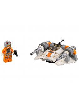 Конструктор Bl «Снеговой спидер» 10361 (Star Wars 75074) 97 деталей
