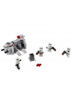 Конструктор Bl «Транспорт Имперских Войск» 10365 (Star Wars 75078) / 141 деталь