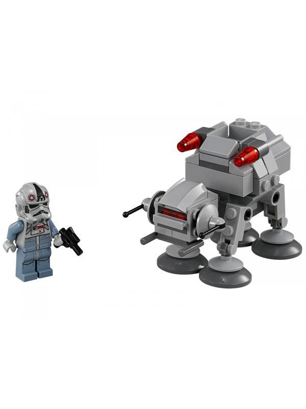 Конструктор Bl «Вездеходный бронированный Шагоход АТ-АТ» 10362 (Star Wars 75075) 88 деталей