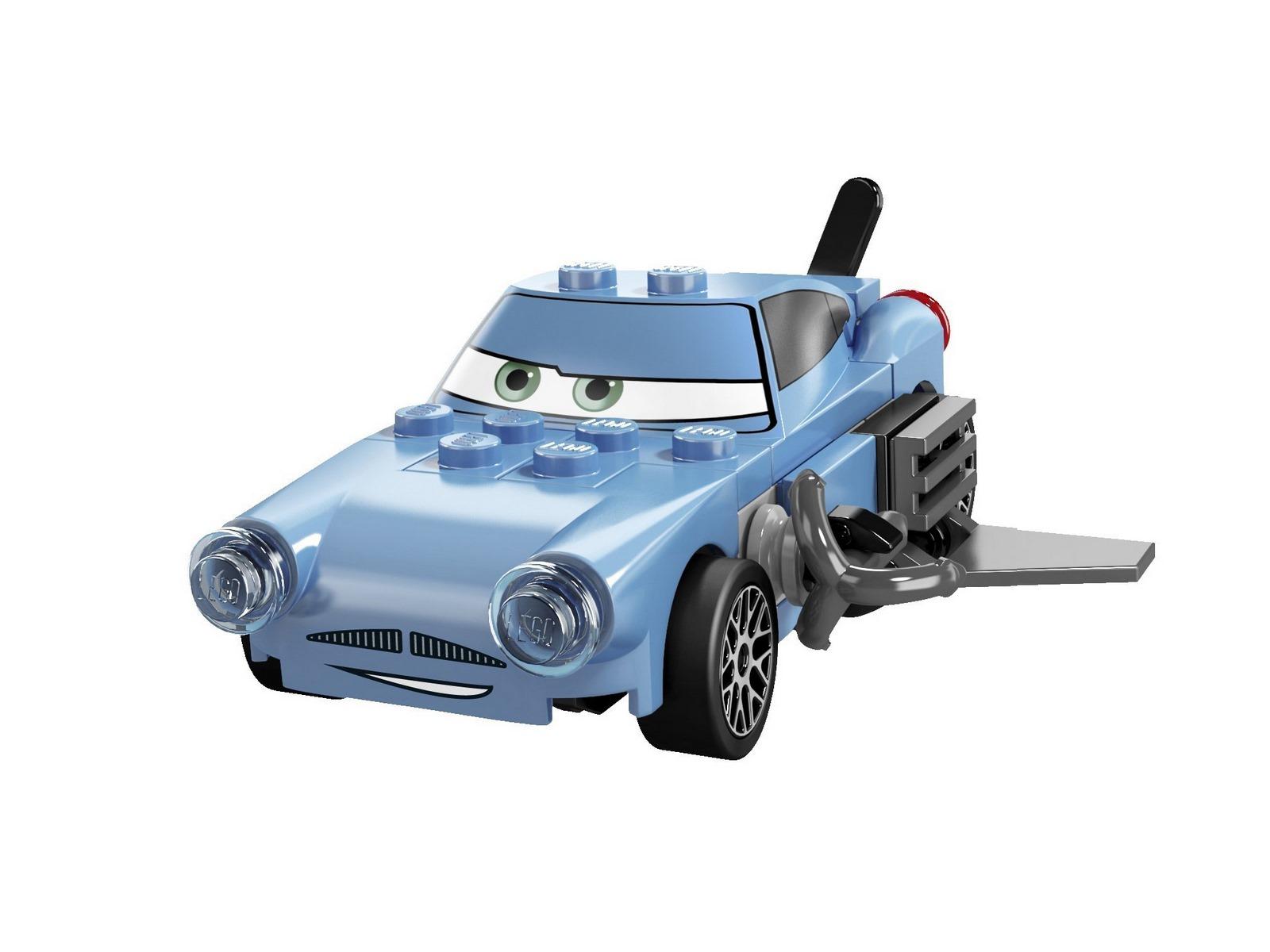 Конструктор Bl «Морской побег» 10011 (Cars 2 8426) 158 деталей