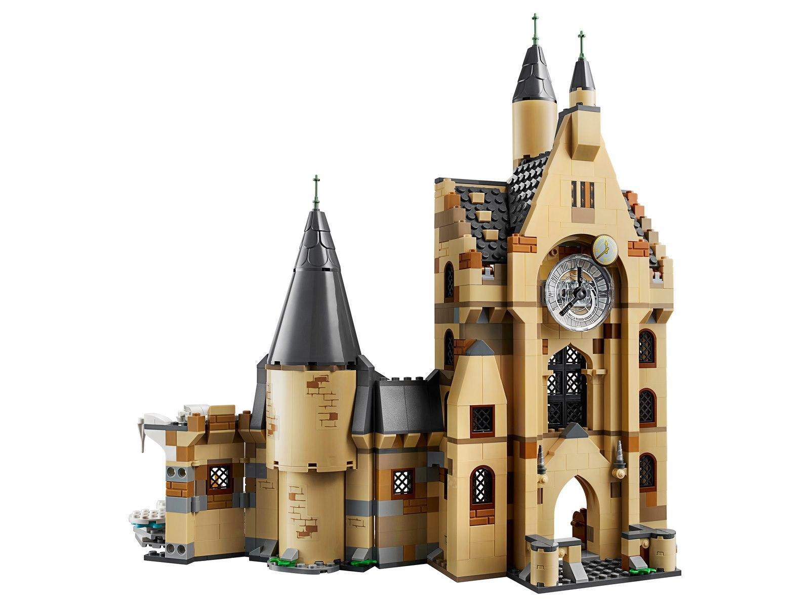 Конструктор Lari «Часовая башня Хогвартса» 11344 (Harry Potter 75948) / 958 деталей