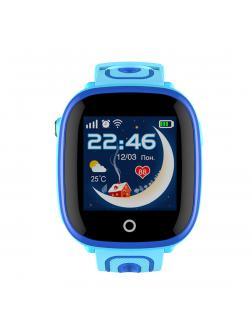 Детские Умные часы Smart Baby Watch W9s / Голубые