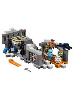 Конструктор Bl «Портал в край» 10470 (Minecraft 21124) / 577 деталей
