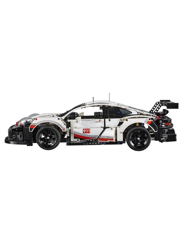 Конструктор Lari «Porsche 911 RSR» 11171 (Technic 42096) / 1580 деталей