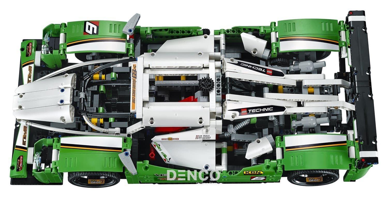 Конструктор Ll «Гоночный автомобиль» 38017 (Technic 42039), 1249 деталей