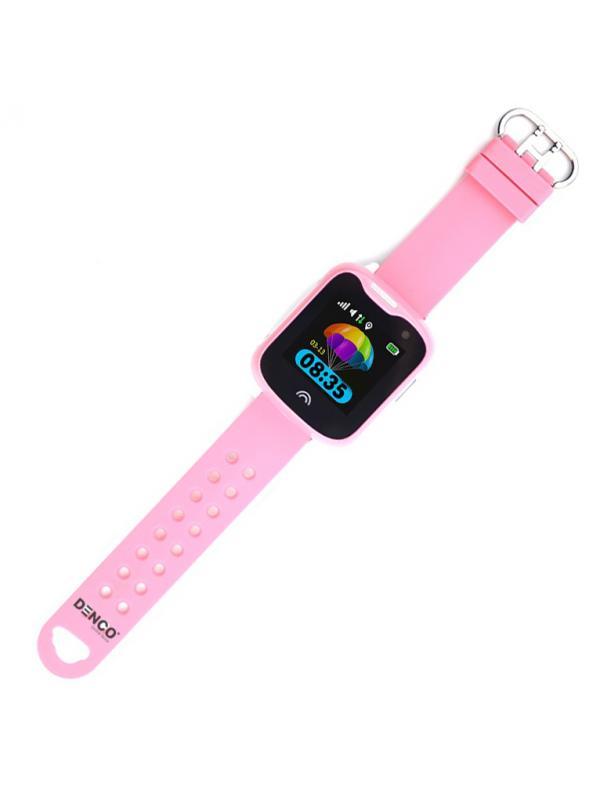 Детские Умные часы D7 / Розовые