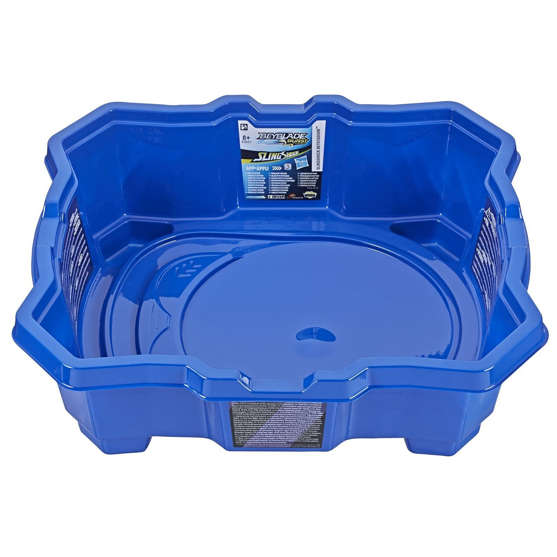 Синяя Арена BEYBLADE Burst Слингшок E3631EU4