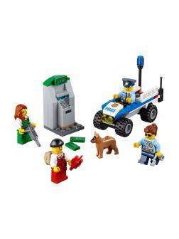 Конструктор Bl «Ограбление банкомата» 10653 (City 60136) 104 детали