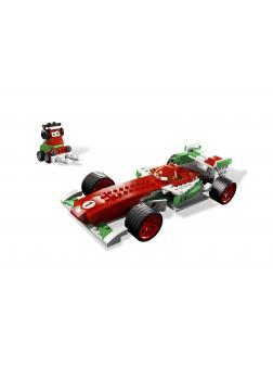Конструктор Bl «Франческо: крутой тюнинг» 10014 (Cars 8678) 195 деталей