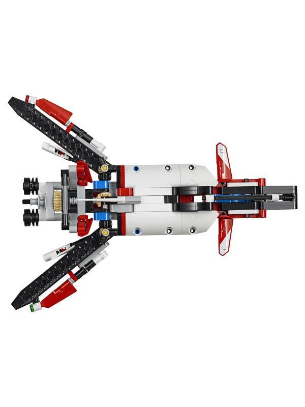 Конструктор JiSi «Спасательный вертолет» 13385 (42092) 344 детали
