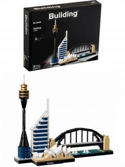 Конструктор Bl «Сидней» 10676 (Architecture 21032) 361 деталь