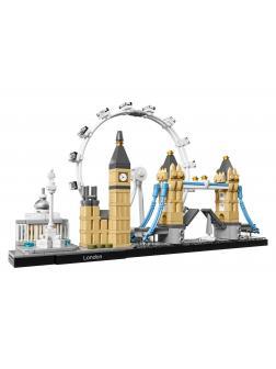 Конструктор Bl «Лондон» 10678 (Architecture 21034) 468 деталей