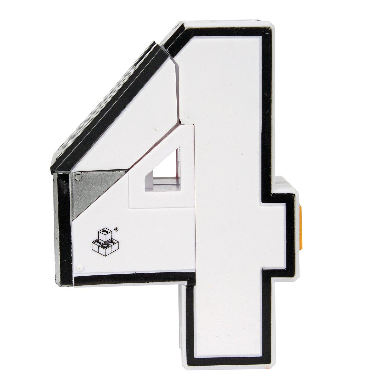 Трансботы XL Боевой расчет Квадрон Цифра 4, Т13869