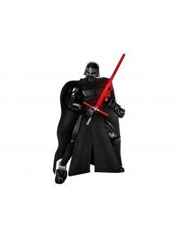 Конструктор Decool «Кайло Рен» 9021 (Star Wars 75117) 86 деталей